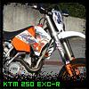 Nihon Metto Rengo madz KTM250EXC-R